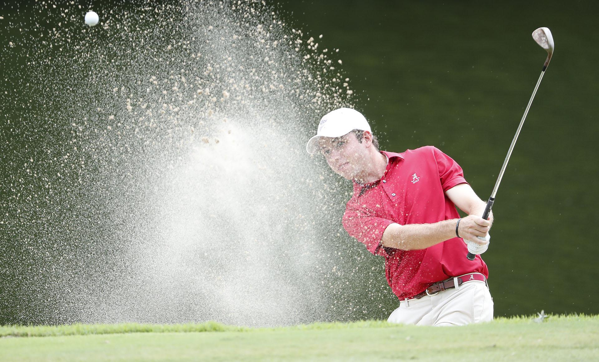 Davis Shore Mens Golf Alabama FanWord 4